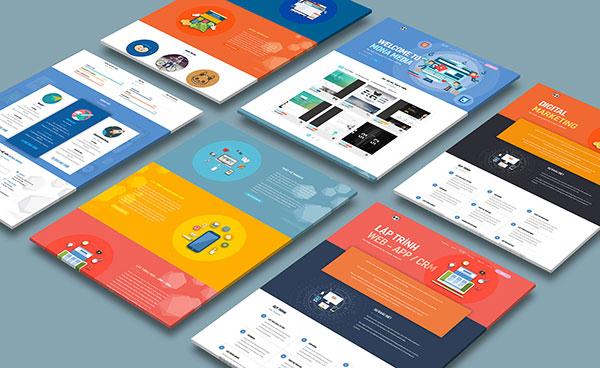 thiết kế website hải phòng