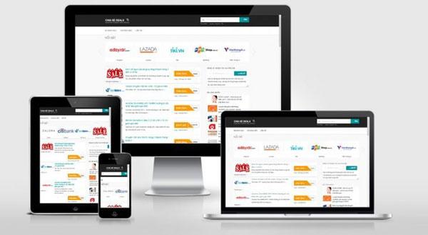Thiết kế web tại quận Hồng Bàng