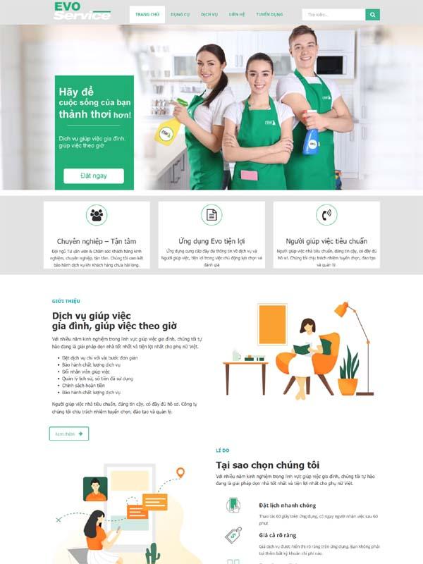 seo web vệ sinh công nghiệp uy tín ở hải phòng