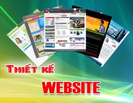 thiết kế trang web tại an lão