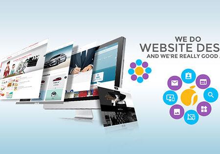 thiết kế web đẹp quận hải an