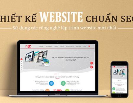 thiết kế website ngô quyền hải phòng