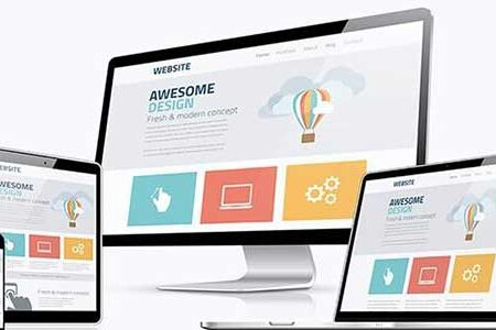 thiết kế website tại kiến thụy